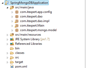 SpringMongoDB-Project-Arc