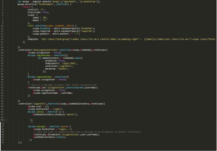 formModel-JS
