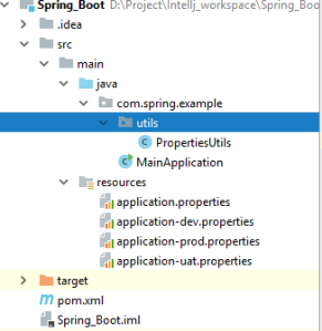 How to load Profile Specific Properties files in Spring Boot